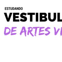 Estudando para o Vestibular de Arte Visuais